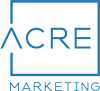 The ACRE Marketing logo